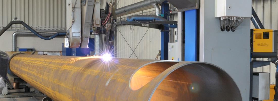 3D Rohrprofilbrennschneiden - ERP Software und Warenwirtschaft für Stahl Anarbeit, Fertigung, Handel