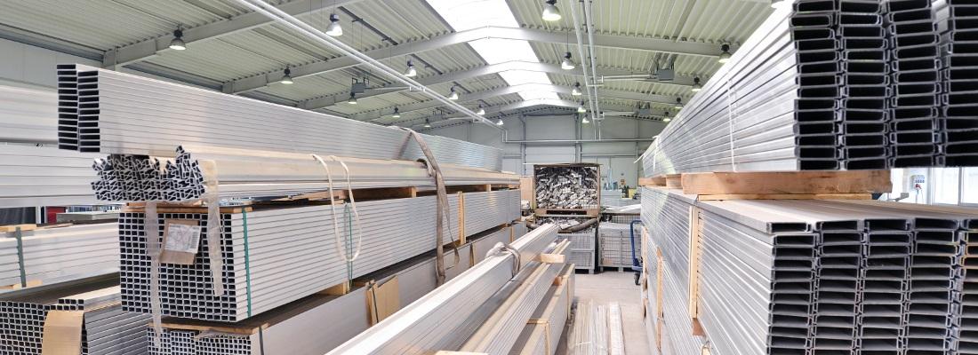Lager - ERP Software und Warenwirtschaft für NE-Metall Anarbeit, Fertigung, Handel