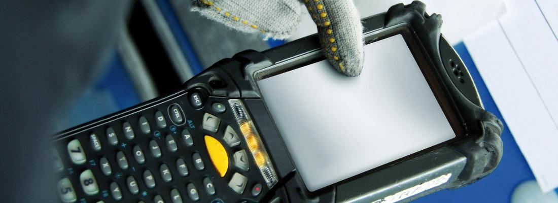 Scanner - ERP Software und Warenwirtschaft für Stahl Anarbeit, Fertigung, Handel